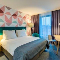 Отель Holiday Inn Warsaw City Centre 4* Стандартный номер с двуспальной кроватью фото 7