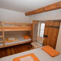 Хостел Doma Кровать в общем номере с двухъярусной кроватью