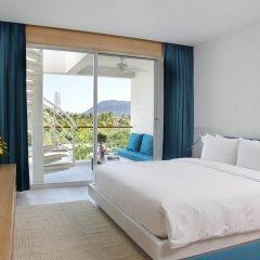 Отель X2 Vibe Phuket Patong 4* Улучшенный номер разные типы кроватей фото 4