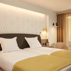 Отель Hôtel Auteuil Tour Eiffel 4* Улучшенный номер разные типы кроватей