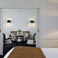 Hotel Barriere Le Majestic 5* Люкс повышенной комфортности с различными типами кроватей фото 5