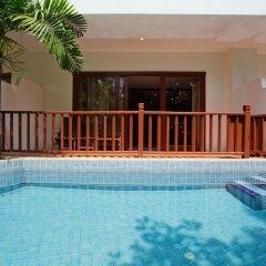 Отель Arinara Bangtao Beach Resort 4* Стандартный номер с разными типами кроватей фото 5