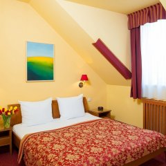 Отель Cloister Inn 3* Стандартный номер с двуспальной кроватью