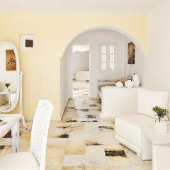 Santorini Princess Luxury Spa Hotel 5* Улучшенные апартаменты с различными типами кроватей