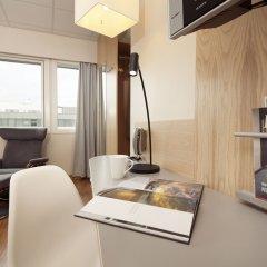 Отель Scandic Sjølyst 3* Улучшенный номер с различными типами кроватей