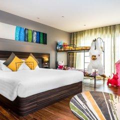 Отель Novotel Phuket Karon Beach Resort & Spa 4* Стандартный номер