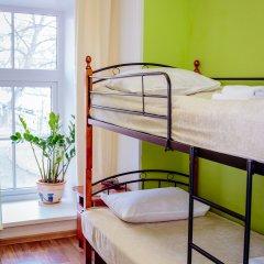Хостел Берег Кровать в общем номере фото 16