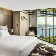 Отель Swissotel The Bosphorus Istanbul комната для гостей