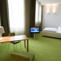 Отель Wyndham Garden Berlin Mitte комната для гостей фото 2