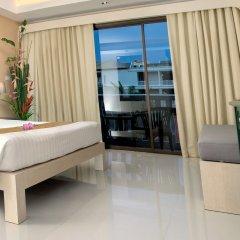 Отель The Old Phuket - Karon Beach Resort 4* Улучшенный номер с разными типами кроватей фото 5