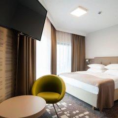 Q Hotel Plus Wroclaw 4* Улучшенный номер с различными типами кроватей фото 2