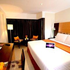 Отель Citin Pratunam Bangkok By Compass Hospitality 3* Улучшенный номер