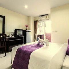Отель Meesuk Place Стандартный номер с разными типами кроватей