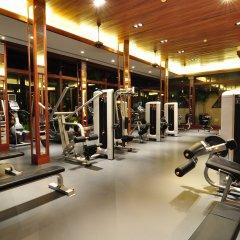 Отель Andara Resort Villas гимнастика фото 2