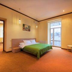 Гостиница Vorontsov Appartments Люкс с различными типами кроватей