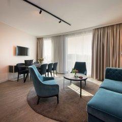 Отель Scandic Flesland Airport 3* Люкс с различными типами кроватей