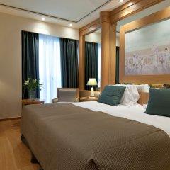 Hotel Las Arenas Balneario Resort 5* Стандартный номер с двуспальной кроватью