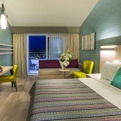 Belek Beach Resort Hotel 5* Стандартный номер с различными типами кроватей фото 4