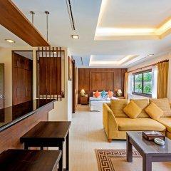 Отель Coconut Village Resort 4* Полулюкс с различными типами кроватей фото 4