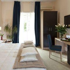 Отель c-hotels Club House Roma 4* Стандартный номер с различными типами кроватей фото 4