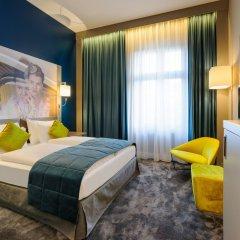 Mercure Hotel Berlin Wittenbergplatz 4* Стандартный номер с различными типами кроватей