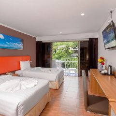 Patong 7Days Premium Hotel Phuket 3* Номер Делюкс с различными типами кроватей