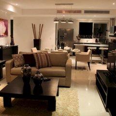 Отель Suites Malecon Cancun жилая площадь