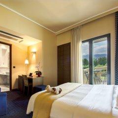 Dekelia Hotel 3* Номер Делюкс с двуспальной кроватью