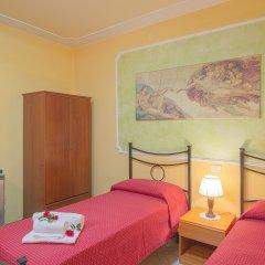 Отель Soggiorno Alessandra 3* Стандартный номер с двуспальной кроватью (общая ванная комната)