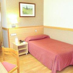 Отель Catalonia Park Güell 3* Стандартный номер с различными типами кроватей фото 11
