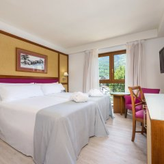 Отель Tryp Vielha Baqueira Номер Премиум разные типы кроватей