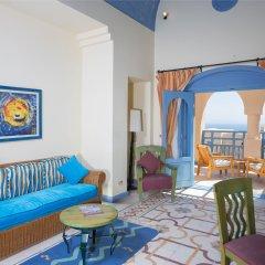 Отель El Wekala Aqua Park Resort 4* Люкс с различными типами кроватей