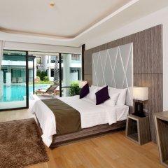 Отель Wyndham Sea Pearl Resort Phuket 4* Улучшенный номер с различными типами кроватей фото 3