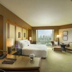 Отель Conrad Bangkok Таиланд, Бангкок - отзывы, цены и фото номеров - забронировать отель Conrad Bangkok онлайн комната для гостей фото 5