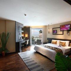 Отель A-One Pattaya Beach Resort 4* Номер Делюкс с различными типами кроватей