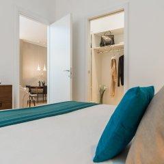 Апартаменты Hintown Apartments Montenapoleone Милан комната для гостей