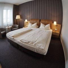 Central Hotel Ringhotel Rüdesheim 3* Номер Комфорт с различными типами кроватей