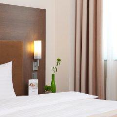 Отель InterCityHotel Leipzig 4* Номер Бизнес с различными типами кроватей