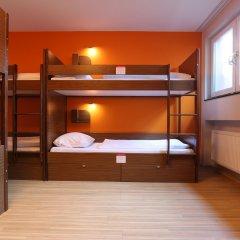 aletto Hotel Kudamm 3* Кровать в общем номере с двухъярусной кроватью фото 3