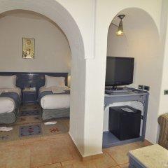 Курортный отель Sunrise Select Royal Makadi 5* Стандартный номер с различными типами кроватей