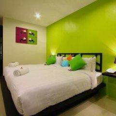 Отель Sleep Whale 3* Улучшенный номер