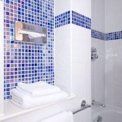 Отель The RE London Shoreditch 4* Улучшенный номер с различными типами кроватей фото 2