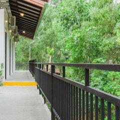 Отель The Touch Green Naiyang терраса/патио фото 4