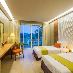 Отель Pattana Golf Club & Resort 4* Номер Делюкс с различными типами кроватей