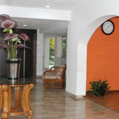Отель Calypso Hotel Cancun Мексика, Канкун - отзывы, цены и фото номеров - забронировать отель Calypso Hotel Cancun онлайн внутренний интерьер