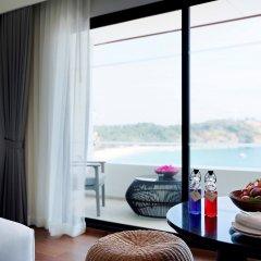 Отель The Nai Harn Phuket 4* Улучшенный номер с разными типами кроватей фото 3