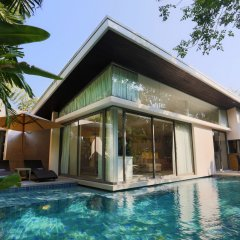 Dream Phuket Hotel & Spa 5* Представительский люкс фото 3