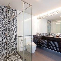 Апартаменты The Regent Phuket Serviced Apartment Kamala Beach ванная фото 3
