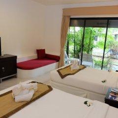 Отель Nai Yang Beach Resort & Spa 4* Стандартный номер с различными типами кроватей фото 2