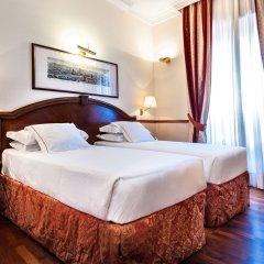 Отель Worldhotel Cristoforo Colombo 4* Стандартный номер с различными типами кроватей фото 17